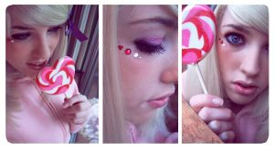Pink and Sweet by princesse-cupcake