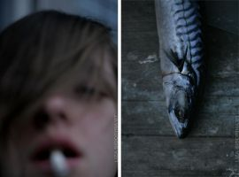 fished_ by Santina