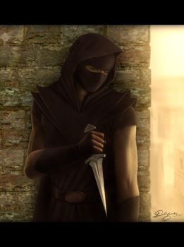 The Assassin by Deligaris