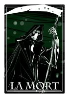 Tarot - La Mort by Thomacek