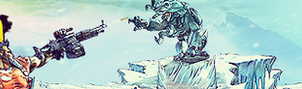 Borderlands 2 Site banner V2 by FYPO