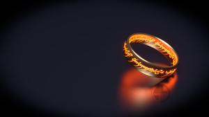 One Ring by grahamgraham