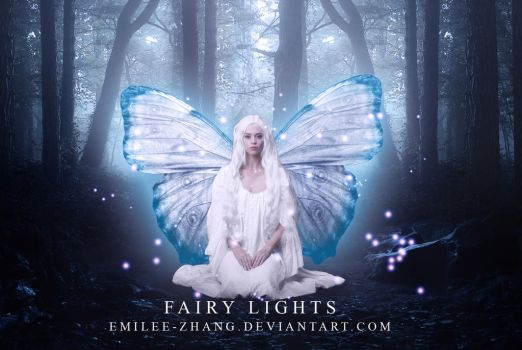 Fairy Lights by emilee-zhang