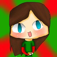 Karol-in green and red land by ilovezelda504
