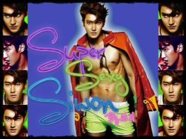 Super Sexy Siwon By ALE.M by DDLoveEditions
