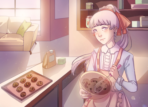 cookies by Lilac-Patal