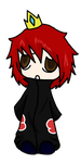 sasori king of the puppets by 0littlegirldeath0