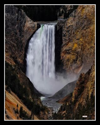 Lower Falls C by Pavloff-Photos