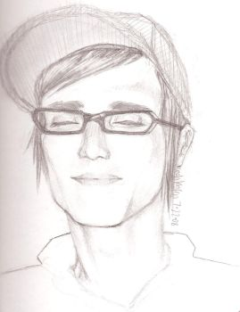 Mikeyway :D by xdisenchantedx92