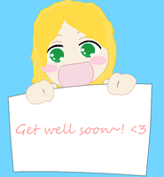 Get Well Soon by Mello-chan91