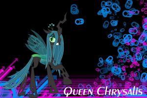 Queen Chrysalis Wallpaper By: TizNarniaz2 by TizNarniaz2