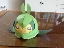 Swadloon papercraft by giden445