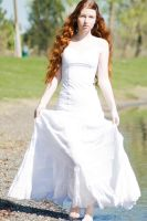 White princess 2 by Sinned-angel-stock
