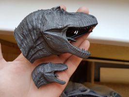 3D-printing tests by Swordlord3d