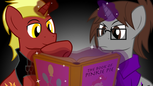 Josh and Xain Review MLP:FiM - Feeling Pinkie Keen by Xain-Russell