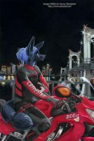 Midnight Rendezvous by KaceyM