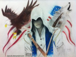 Justice and Freedom by LPSoulX