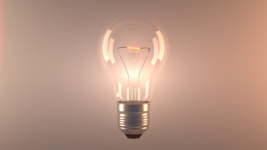 Lightbulb by JoaoYates