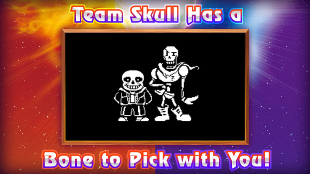The New Team Skull by CyberMonkeyLord