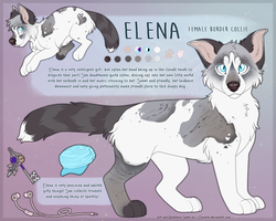 COM: Elena for Christina by c-Chimera