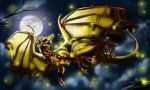 Fireflies - Commission by Fucal