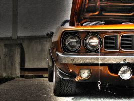 cuda convertible by AmericanMuscle