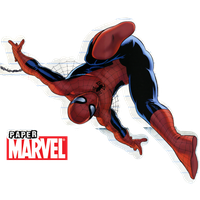 [Marvel Paper] Spider Man by TeamNeko