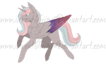 Set Price: Alicorn Adopt 1 *CLOSED* by FrostTwins