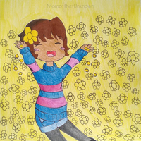 Flower Child by Momo-The-Unknown