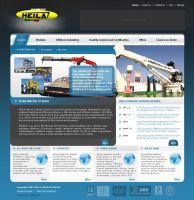 Heila Web Interface by mohhsin
