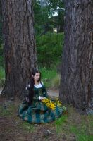 Medieval Green 8 by Anariel-Stock