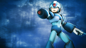 Megaman by spay1100