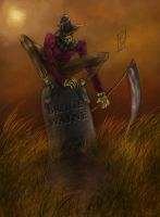 Scarecrow by Trance-Sephigoth