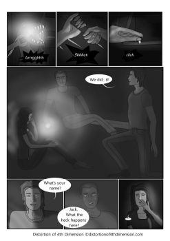 Distortion of 4th Dimension - Page 17 Chapter 3 by Oksana007