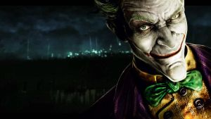 1366x768 Series Joker by rozidik