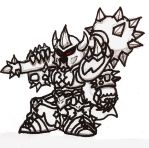 Mordekaiser  master of metal by Aerthes