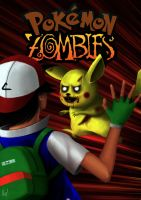 Pokemon Zombies by Neef