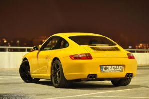 Carrera S - 2 by Dhante