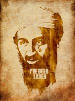 i've been laden OSAMA RIP by sounddecor