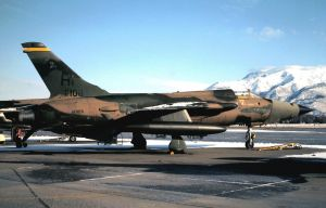Hill F-105D No.3 by F16CrewChief