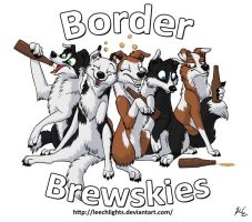 Border Brews by LeechLights