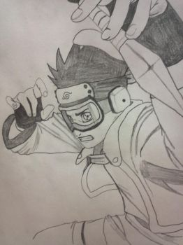 Obito by ItachiRogueNinja