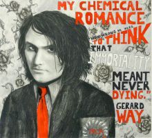 Gerard Way by dark-vampire-ninja
