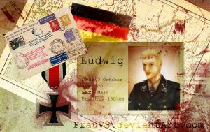 APH - Ludwig Wallpaper by FrauV8