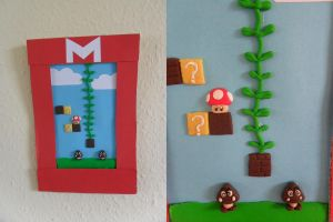 3D Super Mario Picture by Alexananandra