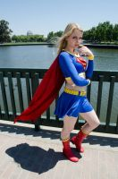 Kara Zor-El by spritepirate