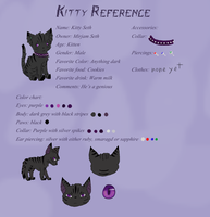 Kitty's Reference by mirjam10350