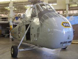 Sikorsky H-34J Choctaw by Jetster1