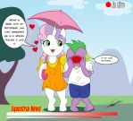Being here with my Boyfriend by paladin095