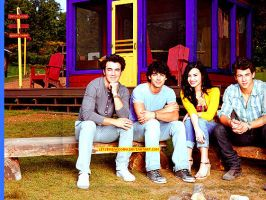 camp rock two by LetsBreakDown